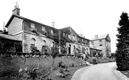 Andover, The Union Workhouse, Junction Road 1906
