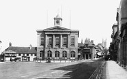 Andover, Town Hall 1898