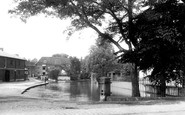 Andover, Town Mill 1908