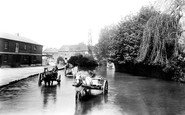 Andover, Town River 1901