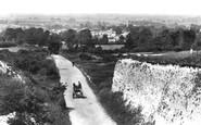 Andover, Views From Iron Bridge 1908