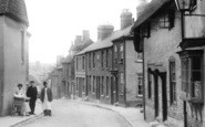 Andover, Winchester Street 1904