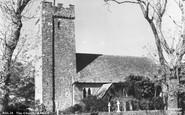 Angle, St Mary's Church c.1955