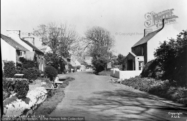 Angle, The Village c.1955