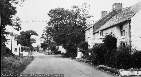 Angle, The Village c.1960