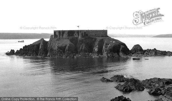 Angle, Thorne Island c.1955