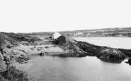 Angle, West Angle Bay c.1960
