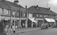 Angmering-on-Sea, Businesses In Sea Road c.1955