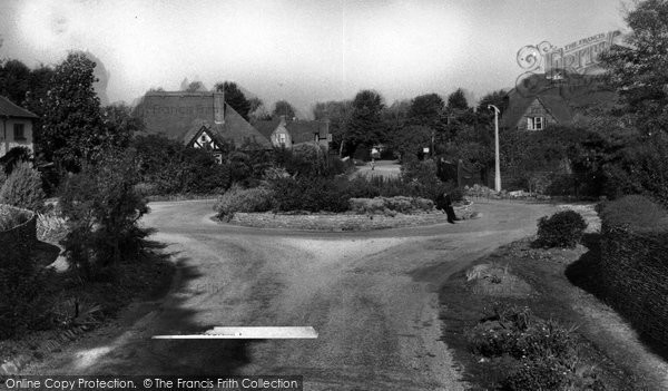 Angmering On Sea, Seaview Road c.1960