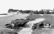 Angmering On Sea, The Foreshore c.1960