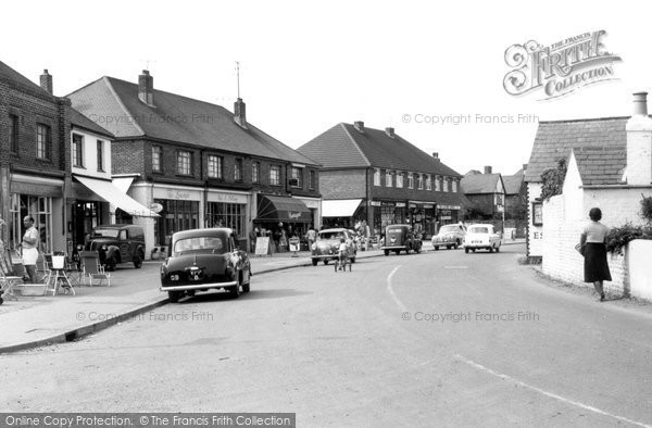 Angmering On Sea, The Village 1959