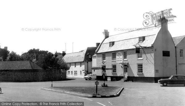 Angmering, The Lamb Inn c.1960