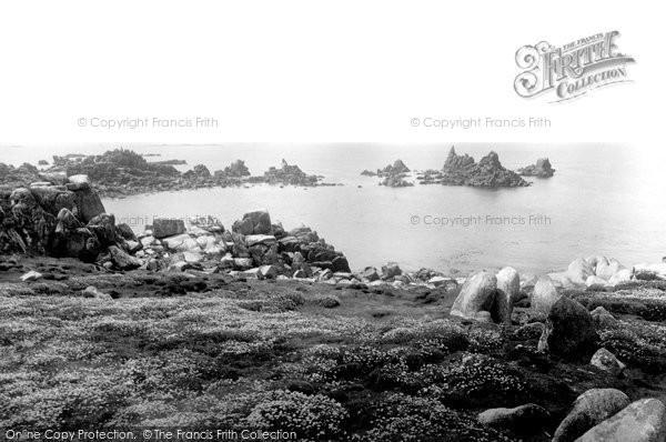 Annet, Western Rocks 1891