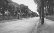 Ansdell, Clifton Drive c.1955