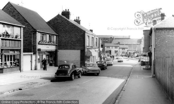 Anstey, Bradgate Road c.1965