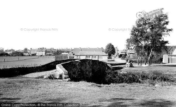 Anstey, Pack Horse Bridge c.1965