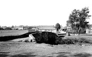 Anstey, Pack Horse Bridge c.1965