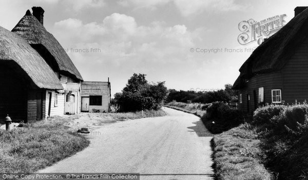 Anstey, Puttocks End c.1955
