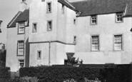 Anstruther, Easter, The Manse 1953