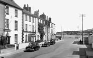 Appledore, Marine Parade c.1955