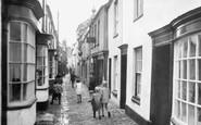 Appledore, Market Street 1930