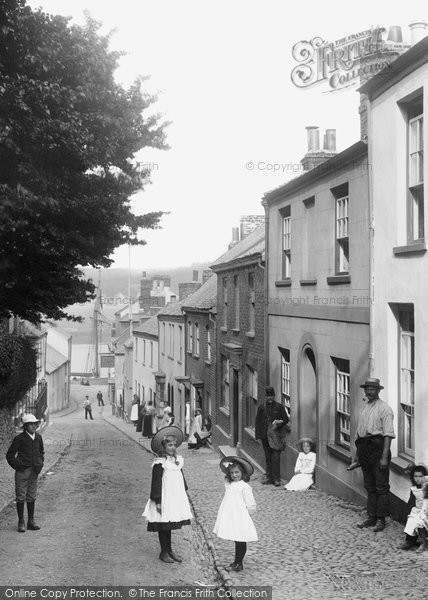 Photo of Appledore, Meeting Street 1906