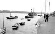 Appledore, The Quay c.1940