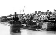 Appledore, The Quay c.1955