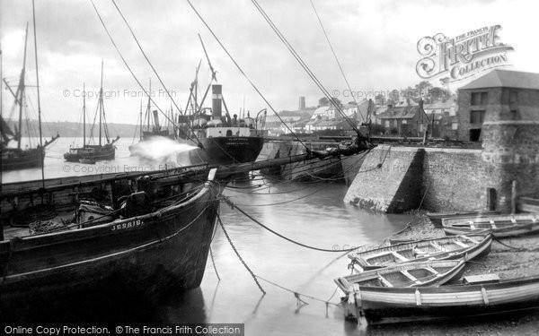 Appledore, The Richmond Dock 1923