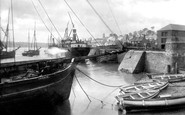 Appledore, The Richmond Dock 1923
