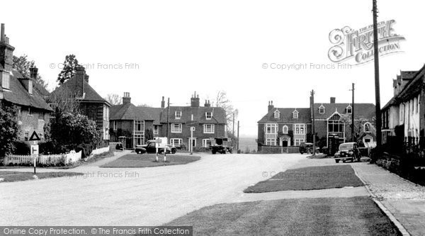 Appledore, The Village c.1955