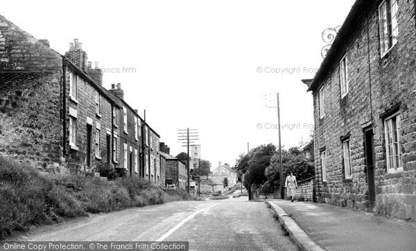 Appleton Le Street, The Village c.1960
