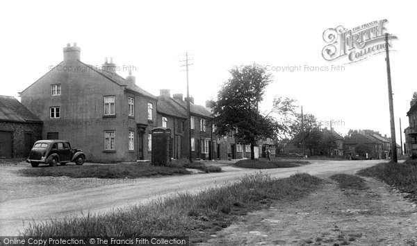 Appleton Wiske, The Village, East Side c.1955