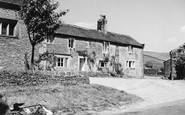 Appletreewick, Laburnham Farm c.1955