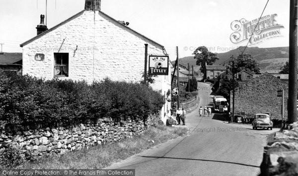 Appletreewick, Main Street c.1960