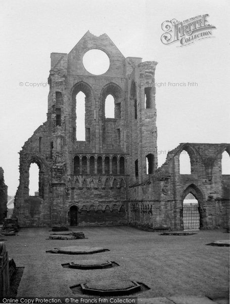 Arbroath, Abbey 1950