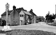 Ardingly, Crossroads c.1950