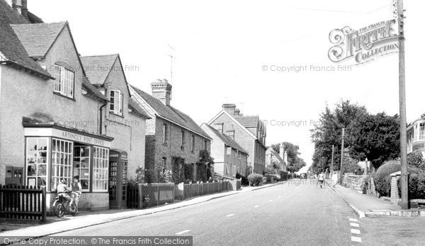 Ardingly, High Street c.1960