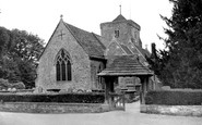Ardingly, St Peter's Church c.1955