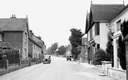 Ardingly, the Village c1950