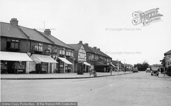 Ardleigh Green, Ardleigh Green Road c.1955