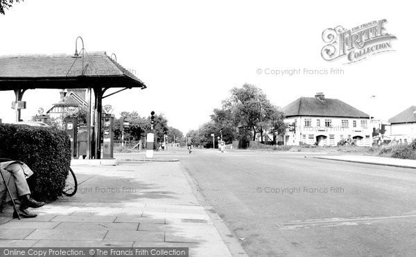 Ardleigh Green, Southend Road c.1955