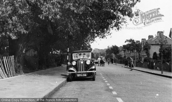 Ardleigh Green, The Willows c.1955