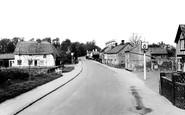 Arlesey, High Street c.1960