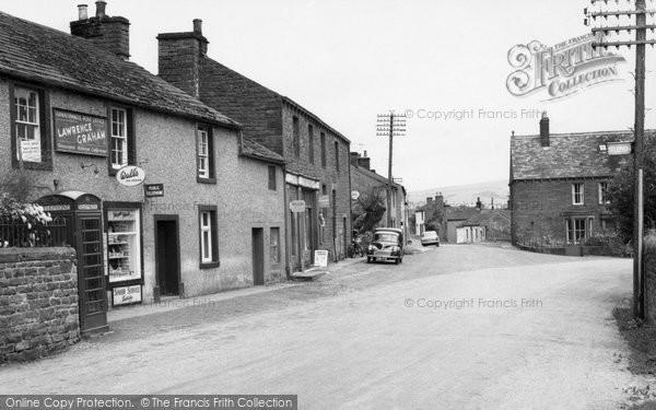 Armathwaite, The Village c.1965