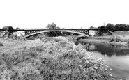 Armitage, High Bridge c.1960