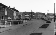 Armthorpe, Elmwood Crescent c.1960