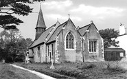 Armthorpe, St Leonard and St Mary's Church c1960