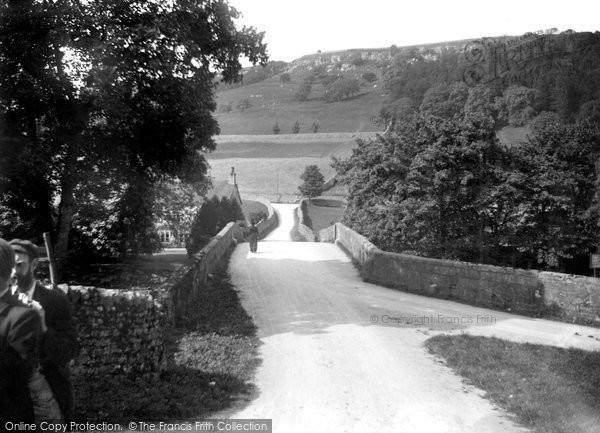 Arncliffe, The Bridge c.1900