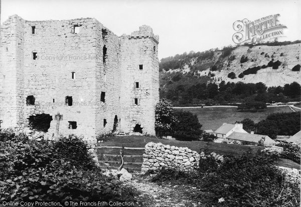 Arnside, Arnside Tower 1929